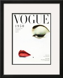 Vogue Cover - January 1950