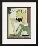 Vogue Cover - May 1928