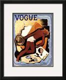 Vogue Cover - June 1933
