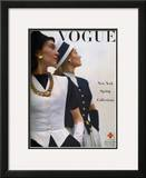 Vogue Cover - March 1946