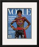 Vogue Cover - April 1990