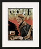 Vogue Cover - November 1948