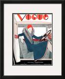 Vogue Cover - March 1929