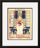 Vogue Cover - May 1919