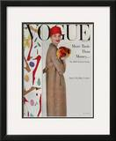 Vogue Cover - February 1956