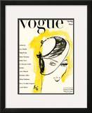 Vogue Cover - January 1944