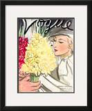 Vogue Cover - January 1933