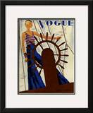 Vogue Cover - June 1931