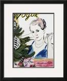 Vogue Cover - December 1934