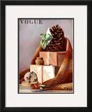 Vogue Cover - December 1936