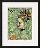 Vogue Cover - July 1935
