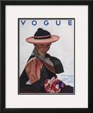 Vogue Cover - February 1934