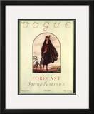 Vogue Cover - February 1922