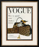 Vogue Cover - October 1958