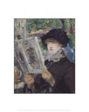 Woman Reading  1879/80