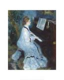 Woman at the Piano  1875/76