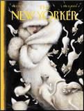The New Yorker Cover - February 2  2004
