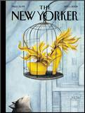 The New Yorker Cover - September 1  2008
