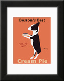Boston's Best Cream Pie