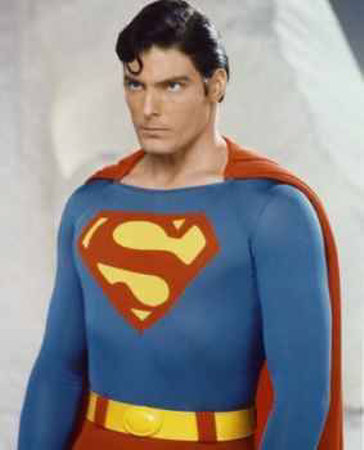 Christopher Reeve - Superman Photograph