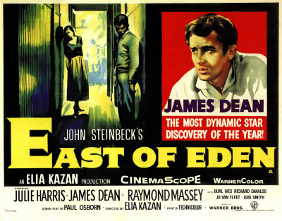 EAST OF EDEN Poster at Art.