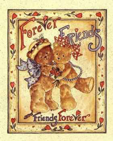 forever friends wallpaper. wallpaper for friends forever.