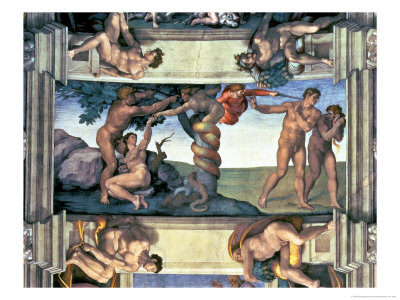 sistine chapel god and man relationship