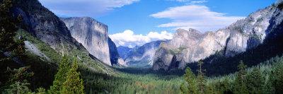 Yosemite National Park, California, USA Stretched Canvas Print