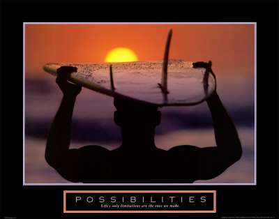 Possibilities: Surfer Print at Art.