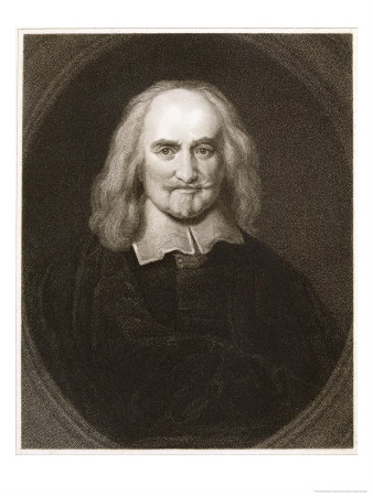 When Thomas Hobbes died in