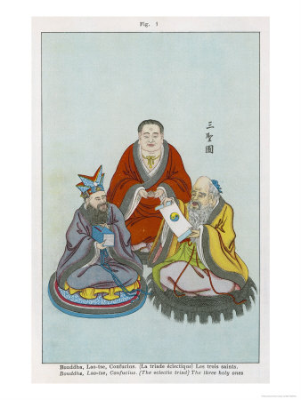 http://cache2.artprintimages.com/p/LRG/17/1744/1QW3D00Z/art-print/the-three-great-chinese-teachers-of-spiritual-wisdom-buddha-lao-tzu-and-confucius.jpg