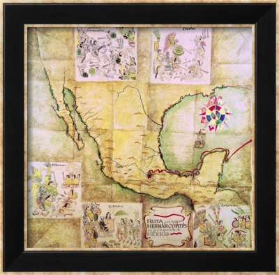 map canda interactive cortes maps of voyage hernando