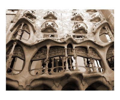 casa batllo barcelona. Antoni Gaudi, Casa Batllo,
