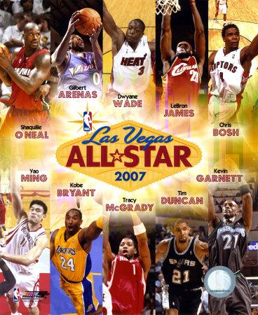 nba all star 2007