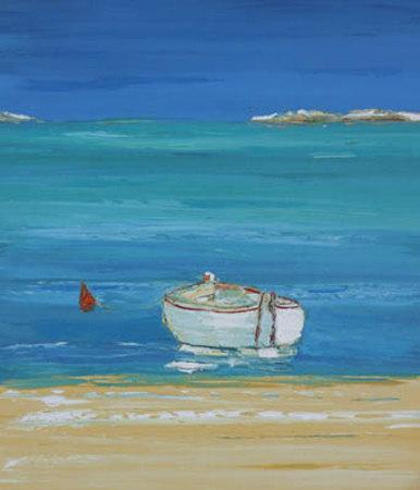 Au Bord De La Mer Jean Claude Tron Art Pinterest