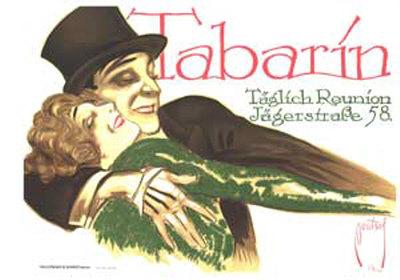 Tabarin Print