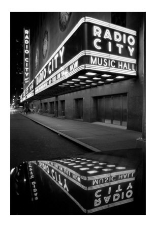 radio city music hall limited