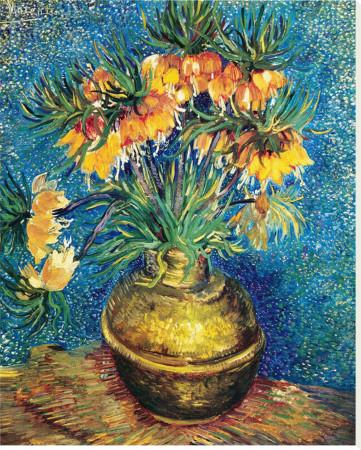 New Beauty News Flowers In A Vase Van Gogh