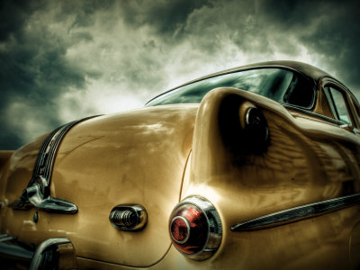 Pontiac, no. 1 Stretched Canvas Print