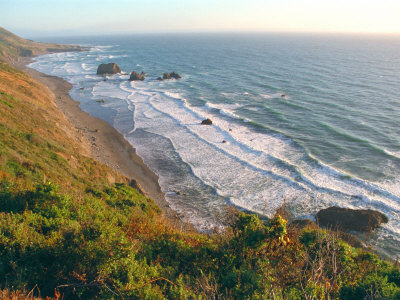 The Northern California Coast
