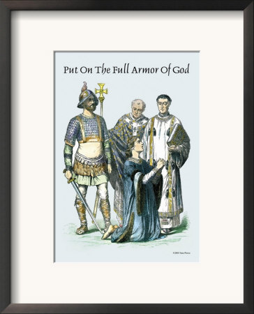 the armor of god. the armor of god picture.