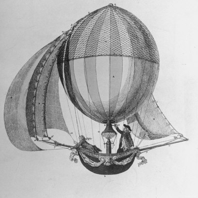 http://cache2.artprintimages.com/p/LRG/26/2695/BEOUD00Z/art-print/eighteenth-century-drawing-of-hot-air-balloon-steered-by-sails.jpg