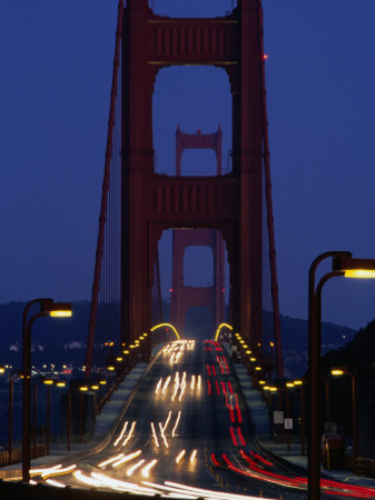 golden gate bridge at night wallpaper. hairstyles Golden Gate Bridge
