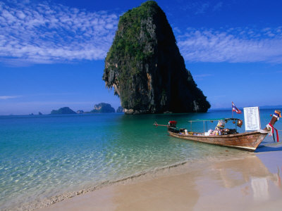 Phra Nang Beach – among the best beaches in Krabi