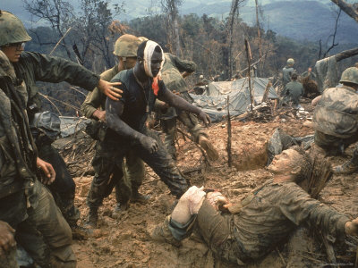 vietnam war pictures. During the Vietnam War