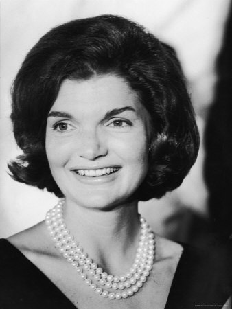 Jacqueline Kennedy, Wife of Sen./Pres. Candidate John Kennedy ...