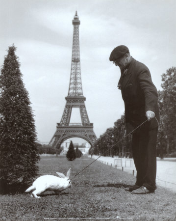 Champ de mars paris photo by robert doisneau