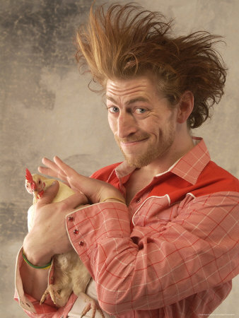 http://cache2.artprintimages.com/p/LRG/29/2902/I1LPD00Z/art-print/jim-mcguire-man-with-wild-hair-petting-a-chicken.jpg