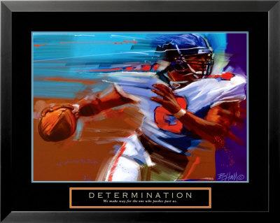 Determination Quarterback