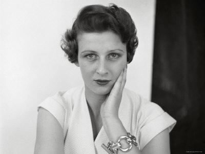 Portrait of Princess Alexandra, the Honourable Lady Ogilvy LG GCVO, Born 25 December 1936 Stretched Canvas Print
